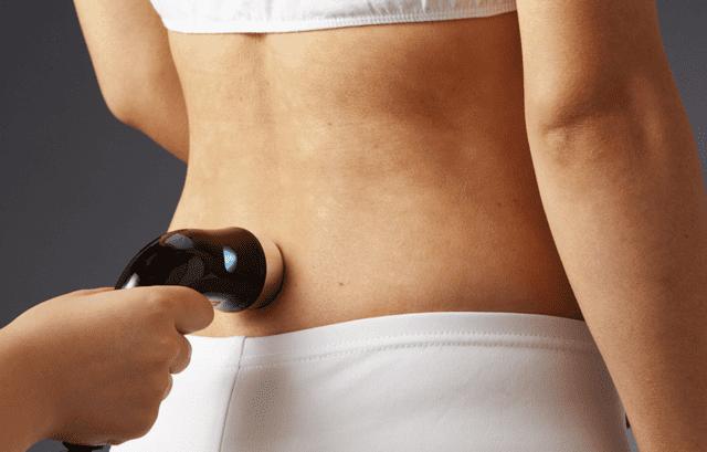 梨状筋症候群の施術の画像